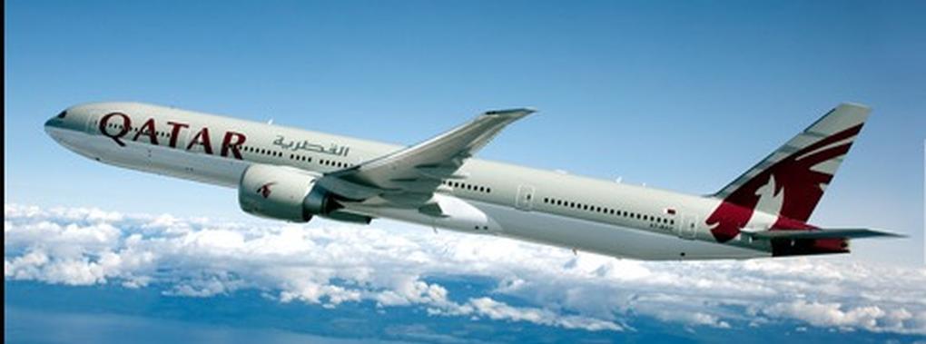 Qatar Airways our Airline Partner...