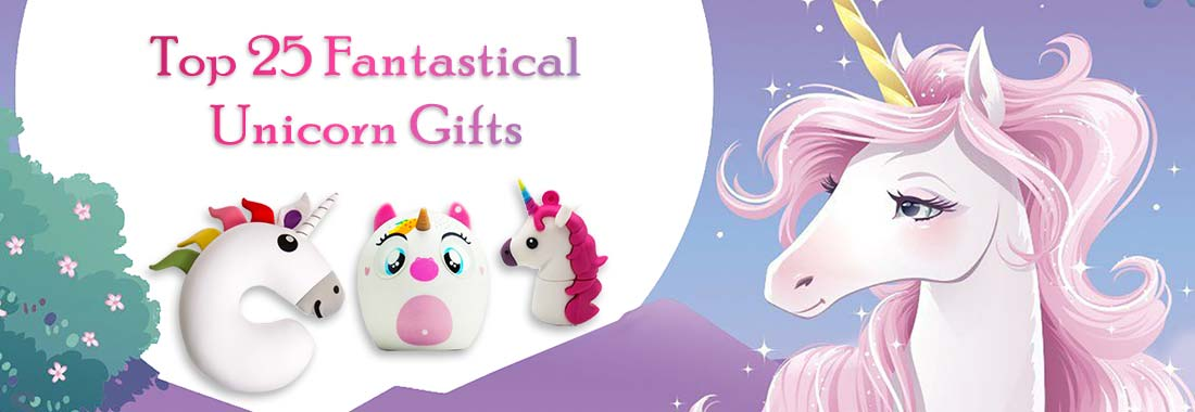 Top 25 Fantastical Unicorn Gifts