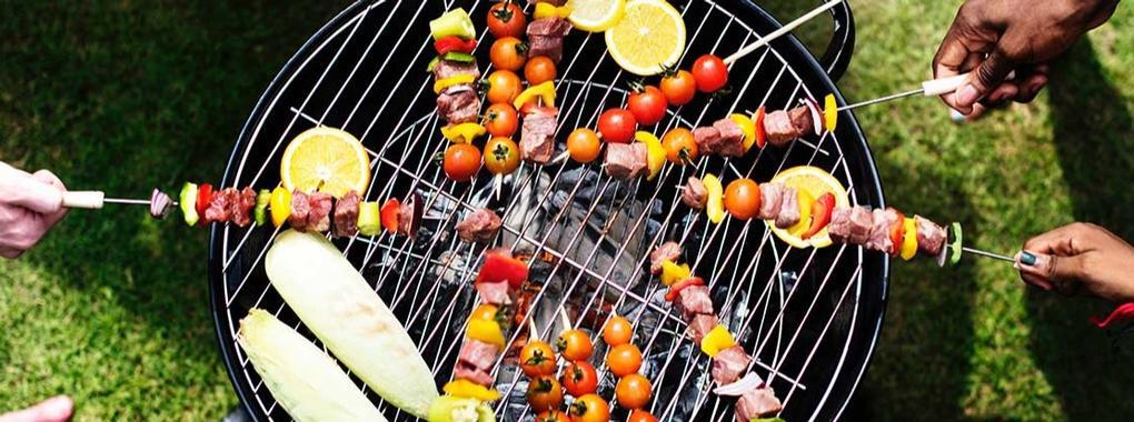 Lazy, Hazy, Crazy Daze of Summer Grilling!