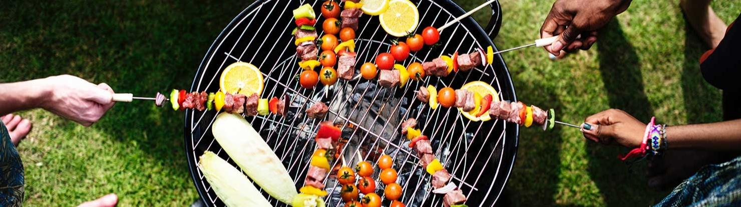 Lazy, Hazy, Crazy Daze of Summer Grilling!