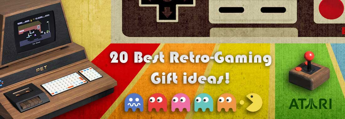 20 Best Retro Gaming Gifts